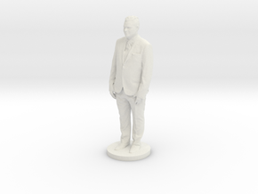 Printle C Homme 347- 1/24 in White Strong & Flexible