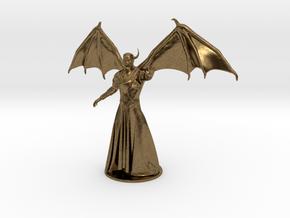 Venger Miniature in Raw Bronze: 1:60.96