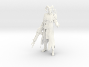 Space Wizard For Fbfb1d4 in White Processed Versatile Plastic