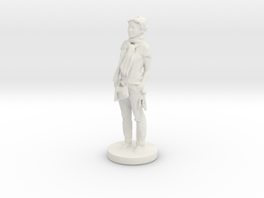 Printle C Femme 091- 1/32 in White Strong & Flexible