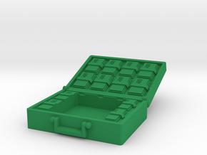 Bribe Token in Green Processed Versatile Plastic