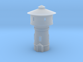 Wieza Wodna / Water Tower / Wasser Turm Najewo in Smooth Fine Detail Plastic