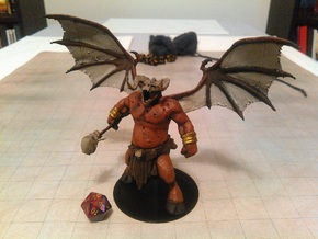 Orcus in White Strong & Flexible