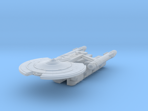El Burro Class  Tug in Smooth Fine Detail Plastic