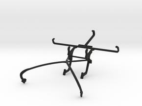 NVIDIA SHIELD 2014 controller & NIU Andy C5.5E2I - in Black Natural Versatile Plastic