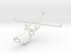 Controller mount for Xbox One & Posh Titan Max HD  in White Natural Versatile Plastic