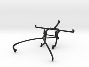 NVIDIA SHIELD 2014 controller & QMobile Noir Z9 in Black Natural Versatile Plastic