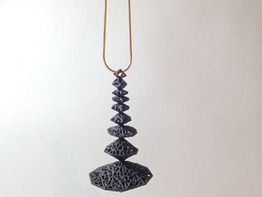 Pendant_top_mojakak in Black Strong & Flexible