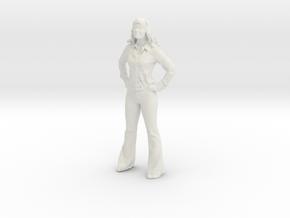 Printle C Femme146 - 1/24 - wob in White Natural Versatile Plastic