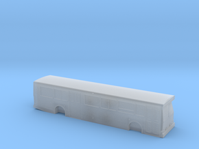 n scale orion v bus in Smooth Fine Detail Plastic