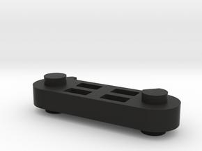 Displayholder in Black Strong & Flexible