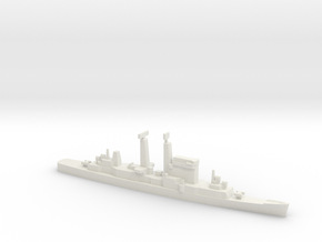 Albany-Class Cruiser, 1/1800 in White Natural Versatile Plastic