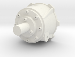 Lenco Reverse W/O Shifter Mount 1/8 in White Natural Versatile Plastic