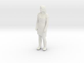 Printle C Femme 213 - 1/24 - wob in White Natural Versatile Plastic