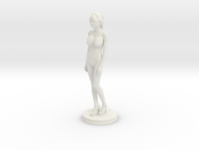 Printle C Femme 314- 1/24 in White Strong & Flexible