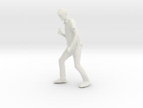 Printle C Homme 012 - 1/24 - wob in White Natural Versatile Plastic