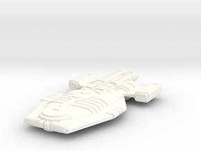 Malkorian Transport in White Processed Versatile Plastic