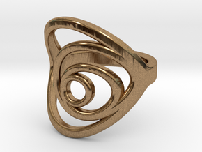 Aurea_Ring in Natural Brass: 11 / 64