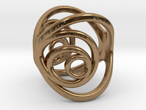 Aurea_Ring_2 in Natural Brass: 11 / 64