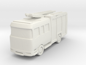 Mercedes-Benz Atego DLP in White Natural Versatile Plastic