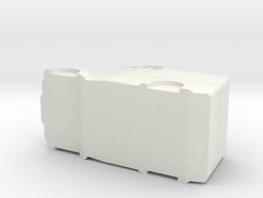 Divco-1in220 in White Strong & Flexible