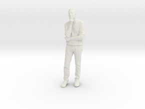 Printle C Homme 052 - 1/24 - wob in White Natural Versatile Plastic