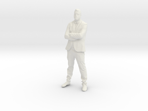 Printle C Homme 068 - 1/24 - wob in White Natural Versatile Plastic