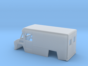 Commer Walk Tru scale N in Smooth Fine Detail Plastic