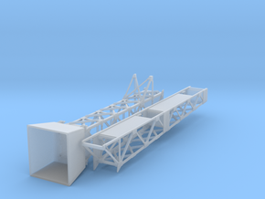 Large Cantilever Signal Bridge S Scale Build in Smooth Fine Detail Plastic