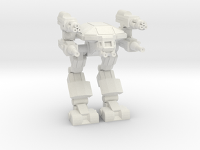 Raptor Walker MK II in White Natural Versatile Plastic