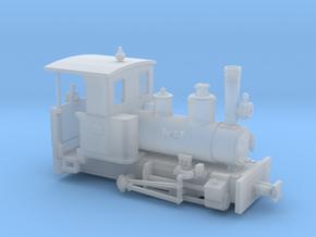 Lok 1 des FFM Scale TT in Smooth Fine Detail Plastic