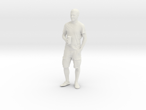Printle C Homme 092 - 1/24 - wob in White Natural Versatile Plastic