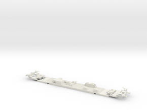 #16C - 51 81 29-40 100 Untergestell in White Natural Versatile Plastic