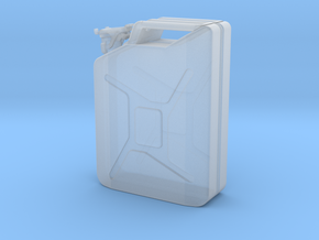 Jerry Can 1 To 15 in Frosted Ultra Detail