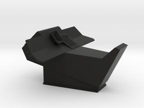 1:18 Millennium Falcon Cockpit Console in Black Natural Versatile Plastic