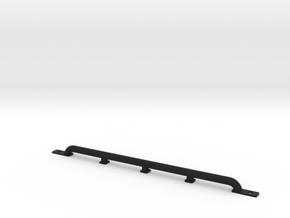 Protection bar side window D110 Team Raffee in Black Natural Versatile Plastic