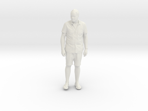Printle C Homme 136 - 1/24 - wob in White Natural Versatile Plastic