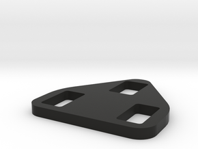 Shim-5mm in Black Natural Versatile Plastic
