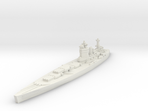 Nelson class 1/1800 in White Natural Versatile Plastic