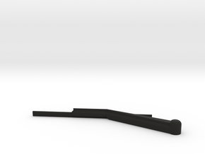 Wiper 1/10th Scale in Black Natural Versatile Plastic