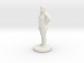 Printle C Femme 102 - 1/32 in White Strong & Flexible