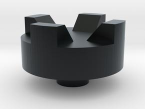 DMS switch knob - Castle in Black Hi-Def Acrylate