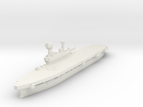 HMS Eagle 1/2400 in White Natural Versatile Plastic