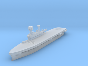 HMS Eagle 1/1800 in Smooth Fine Detail Plastic