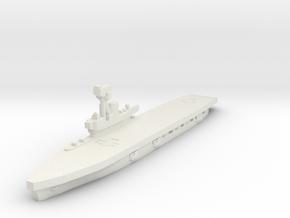 HMS Hermes 1/1800 in White Strong & Flexible