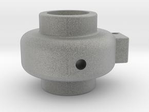 1/10 SCALE GROW ROOM VENTILATION FAN in Metallic Plastic: 1:10
