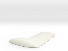 MTD Airspeed Sensor Top, pixhawk, apm in White Natural Versatile Plastic