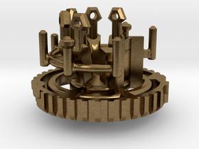 Graflex Master - Part5 Style2 - CC 2 in Natural Bronze