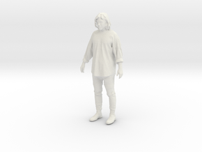 Printle C Homme 212 - 1/24 - wob in White Natural Versatile Plastic