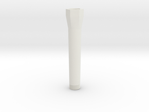 JC2HT Long Necked - not tested in White Natural Versatile Plastic